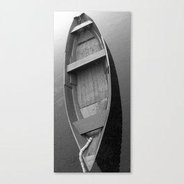 Skadar Lake Boat Canvas Print