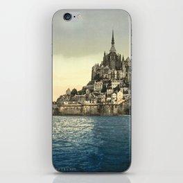 Mont Saint-Michel - Normandy, France iPhone Skin