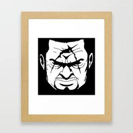 Fujitora Marine One Piece Framed Art Print