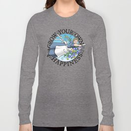 Grow Your Own Happiness with Empress of Dirt Long Sleeve T-shirt