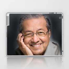 Dr Mahathir Mohamad Laptop & iPad Skin