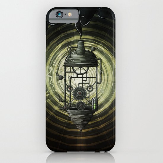 Steam Machine iPhone & iPod Case