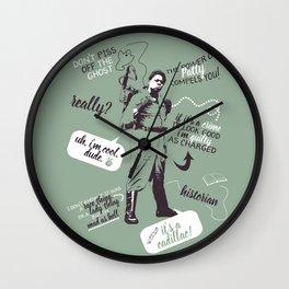 tolan quotes Wall Clock