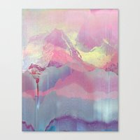 tchmo Canvas Prints featuring Untitled 20130524b by tchmo