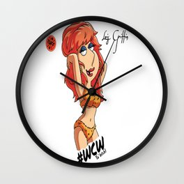 Lois Griffin (Design 2) Wall Clock