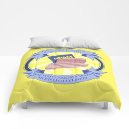The Spam of Enlightenment Comforters