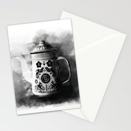 kettle /Agat/ Stationery Cards