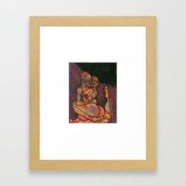 2019 We Support Our Purpose by Marcellous Lovelace Framed Art Print