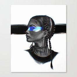ZENDAYA X MUZE Canvas Print