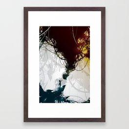 Cake Framed Art Print