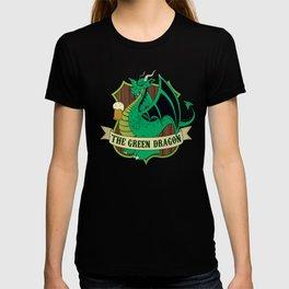 The Green Dragon Pub T-shirt