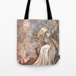 La Lionne Tote Bag