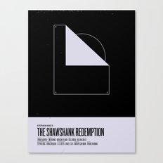 Shawshank Redemption Canvas Print