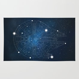 A Constellation For Han Rug