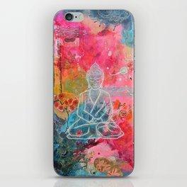 Buddha iphone case iPhone Skin