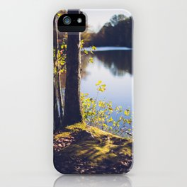 Solitude Lake iPhone Case