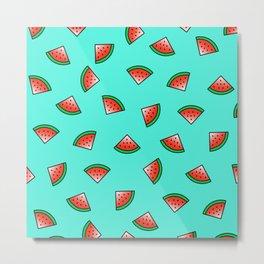 Watermelons Metal Print