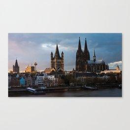 Cologne 2 Canvas Print