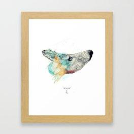 Oh, my dear! Framed Art Print
