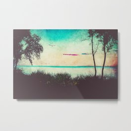 Part Of The Deal Metal Print