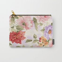 Lovely Flowers 2 Carry-All Pouch