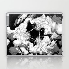 Kaleidoscope Sky Laptop & iPad Skin