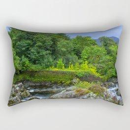 wild water Rectangular Pillow
