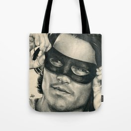 Don Juan de Marco - Johnny Depp Traditional Portrait Print Tote Bag