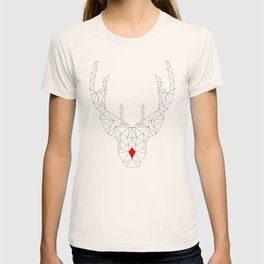 Red Nosed Reindeer T-shirt