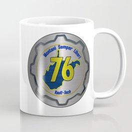 Montani Semper Liberi-76 Coffee Mug