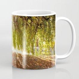 Autumn Willow Coffee Mug