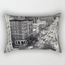 Lower Manhattan Rectangular Pillow