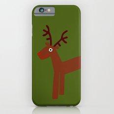 Reindeer-Green Slim Case iPhone 6s