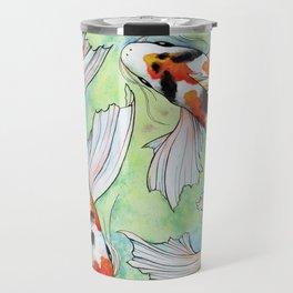 Koi Harmony Travel Mug