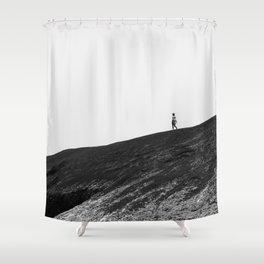 Sand Dancer Shower Curtain