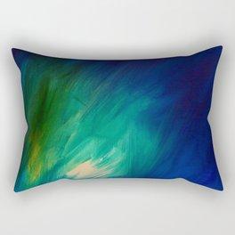 Meaning of Life II Rectangular Pillow