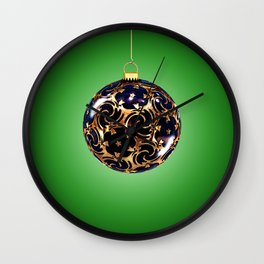 A Merry Christmas to All! Wall Clock