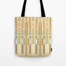 FL Wright - 3 Tote Bag