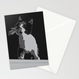 A Curiosity Amongst Cats Stationery Cards