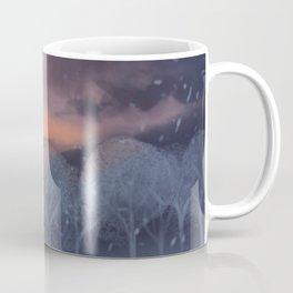 Ten Thousand Snowflakes Coffee Mug