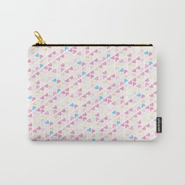 Pure Hearts Carry-All Pouch