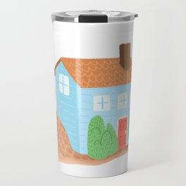 Home Snail Home Travel Mug