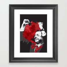 SAF Framed Art Print