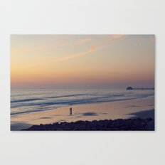 just you and me Canvas Print