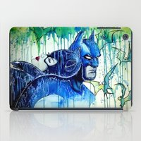 bats iPad Cases featuring BATS by Nelli La