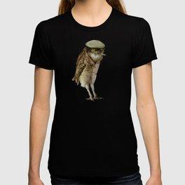 trendy owl T-shirt