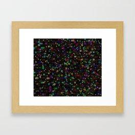 No revelations Framed Art Print
