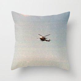 Heli Throw Pillow