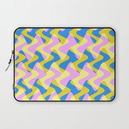 Crosswave Pink - Electron Series 003 Laptop Sleeve