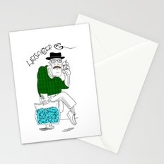 Fear and Loathing in Albuquerque (Breaking Bad) Stationery Cards